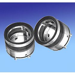 High Temperature Rotating Bellows Seal HW606
