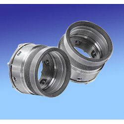 High Temperature Rotating Bellows Seal HW609